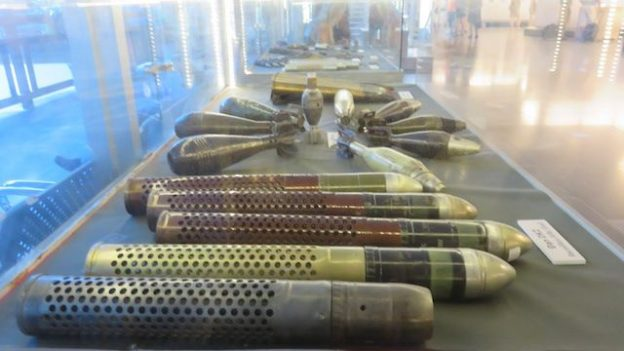 munition guerre du vietnam - blog yoytourdumonde
